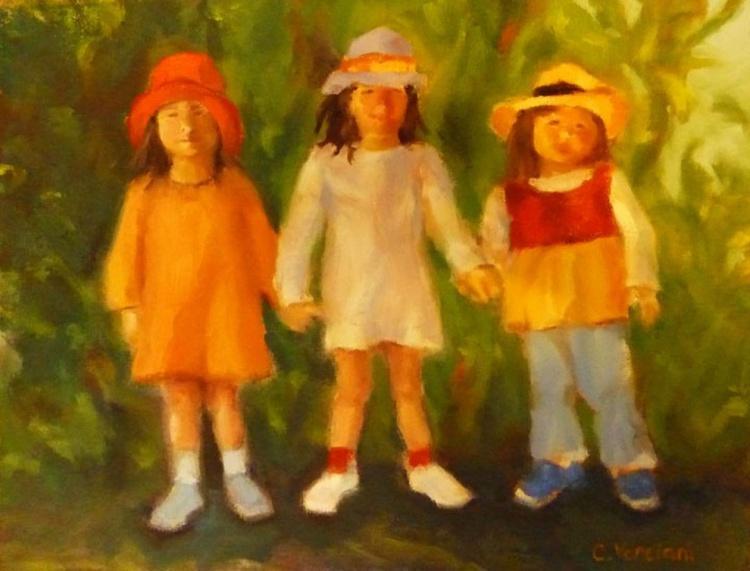Three Girls - Image 0