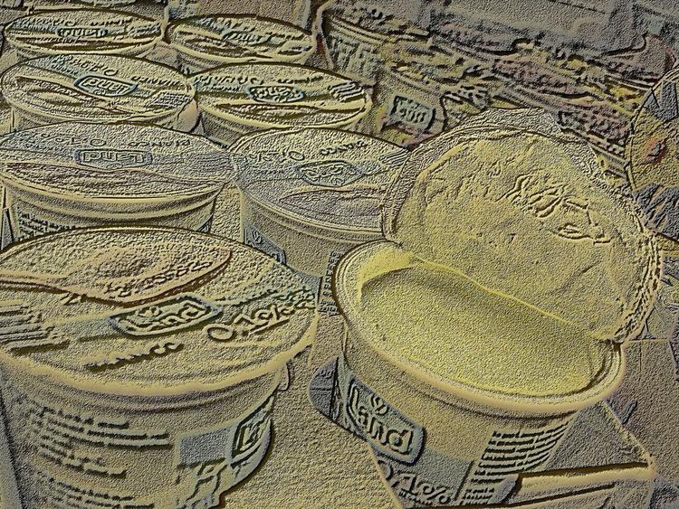 graffiti Yoghurt - Image 0