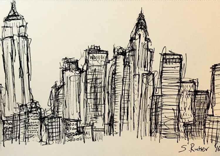 NY Skyline -