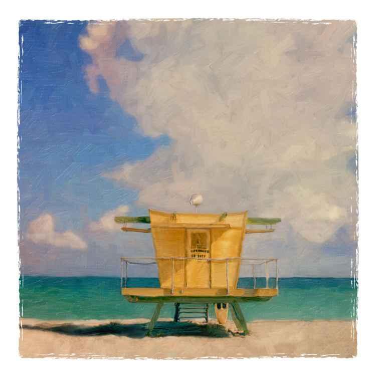 Lifeguard Stand #3 Miami Beach, FL -