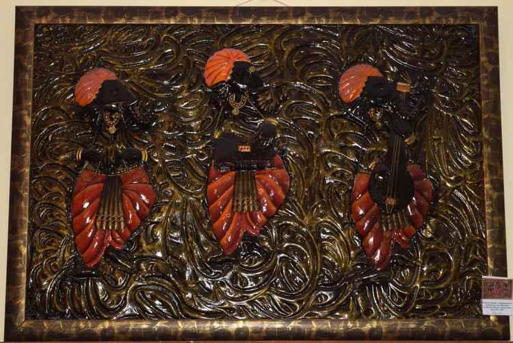 Dancing Ganesha -