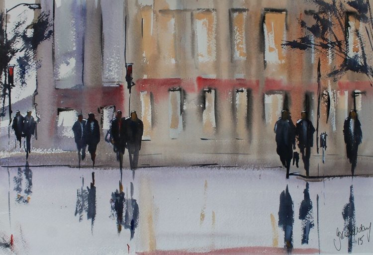 Street crossing - Image 0
