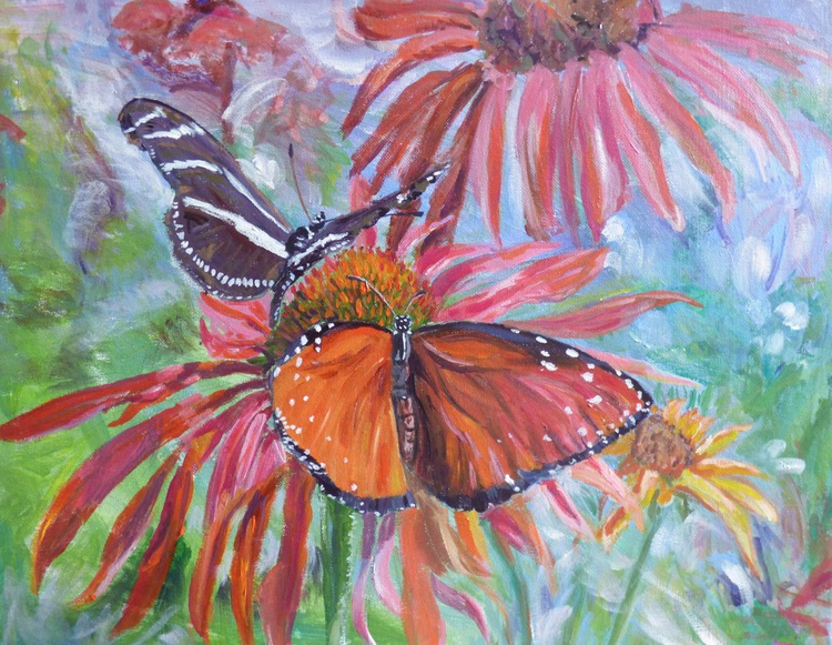 Butterfly Summer - Image 0