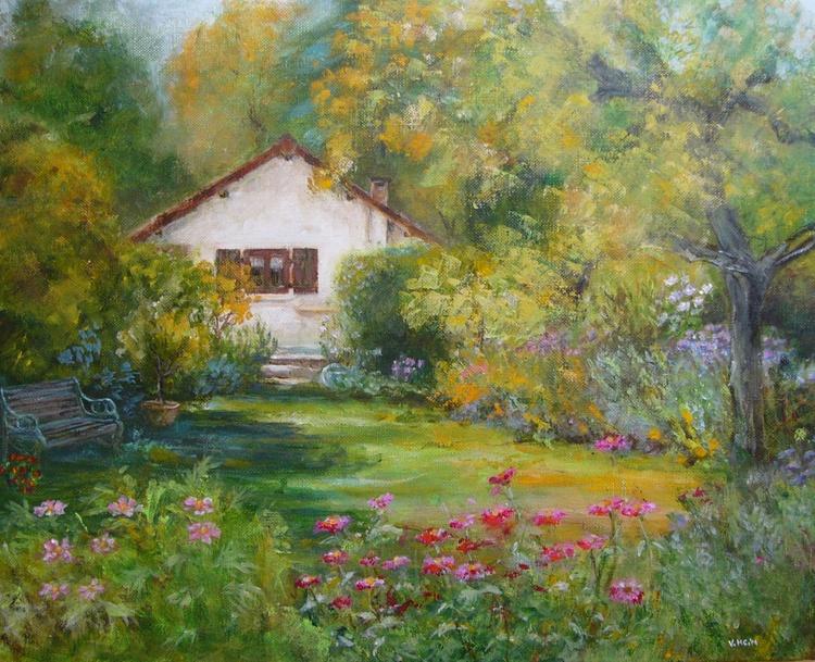 Le jardin de Madeleine et André - Image 0