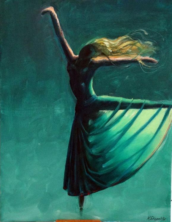 The lake dancer - Image 0