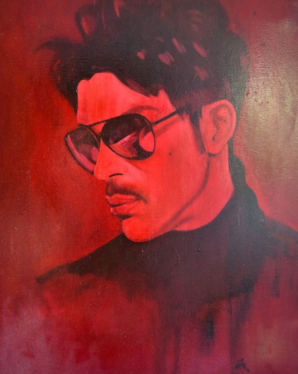 Prince [In Red] - Image 0