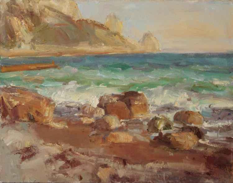 The Sea, Simeiz -