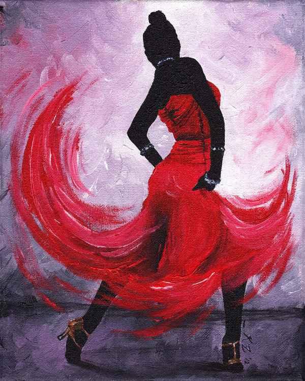 Bogota (DANCER SERIES)