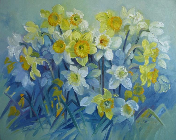 Daffodils dance - Image 0