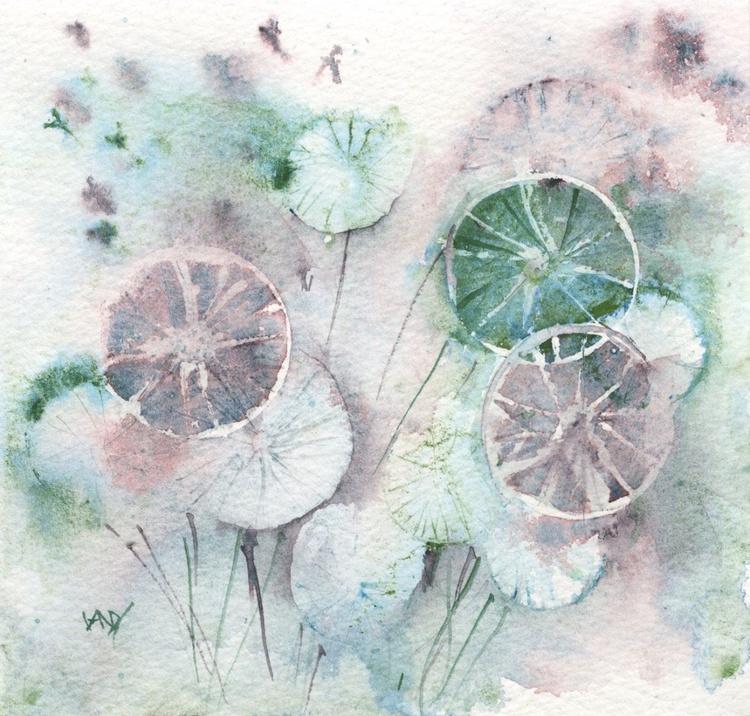 Dandelion Clocks - Image 0