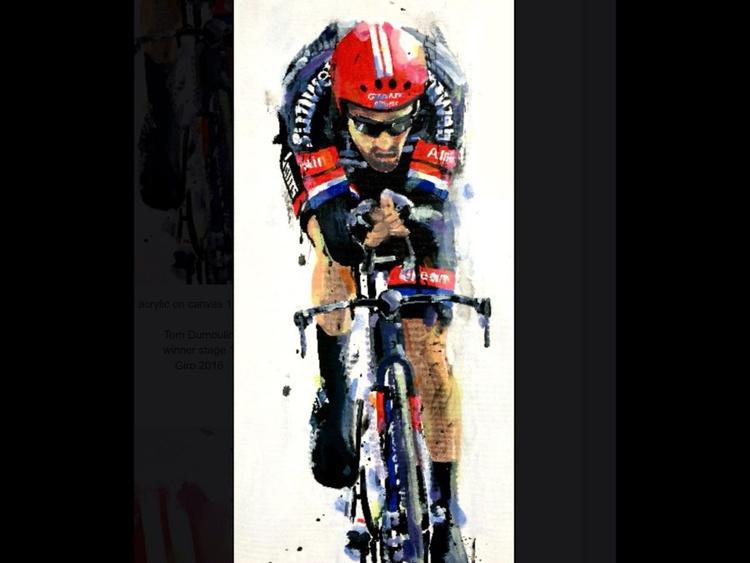 Tom Dumoulin Giro 2016 - Image 0