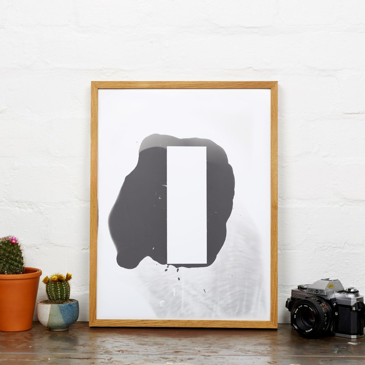 Original Darkroom print A3 size untitled - Image 0