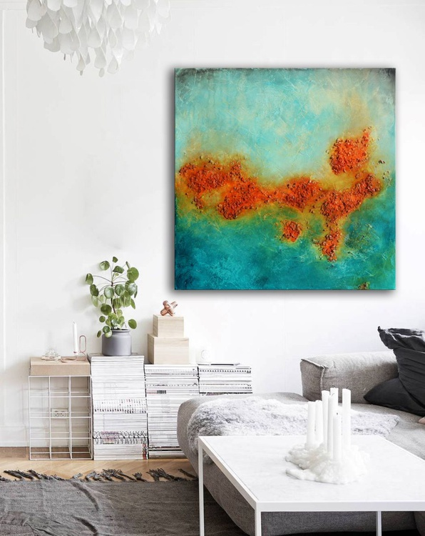 Lava meeting the ocean - Image 0