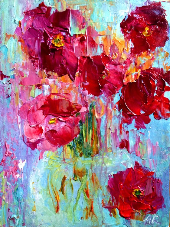 Bouquet of Red - Image 0