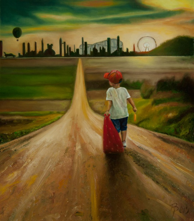 The long way (home) - Image 0