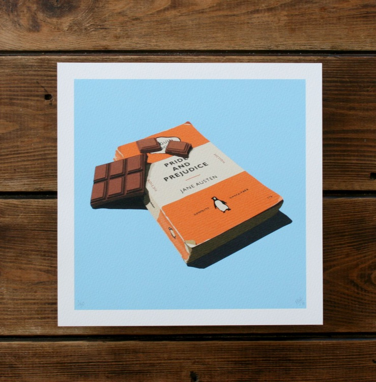 Chocolate with Austen - Image 0