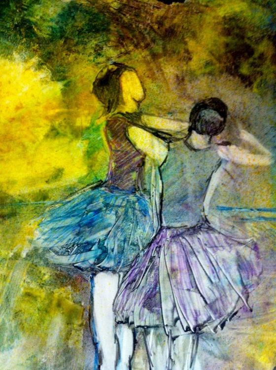 Two Ballerinas - Image 0