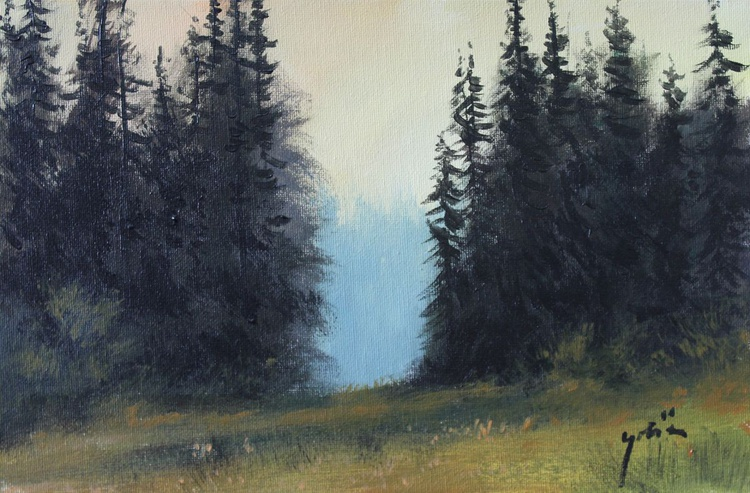 Pine trees - Image 0