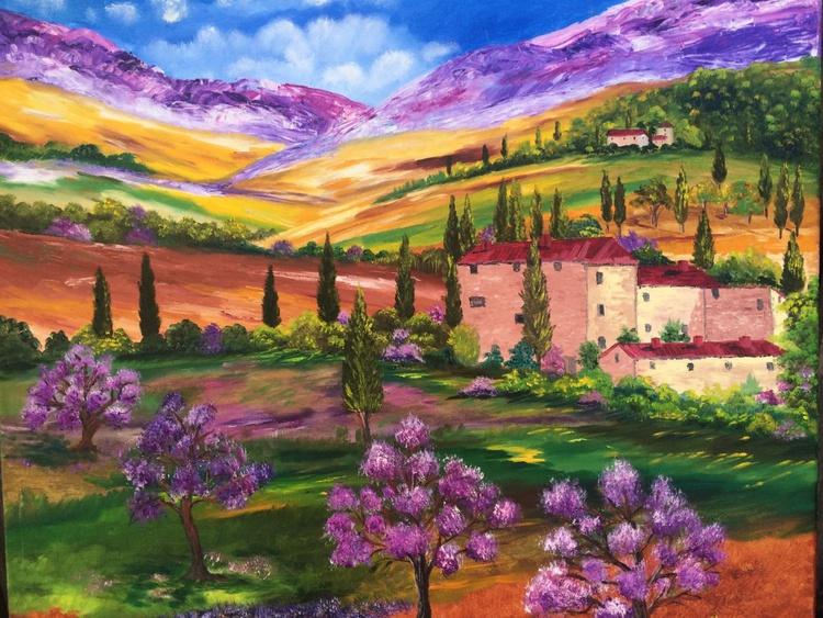 Tuscany spring - Image 0