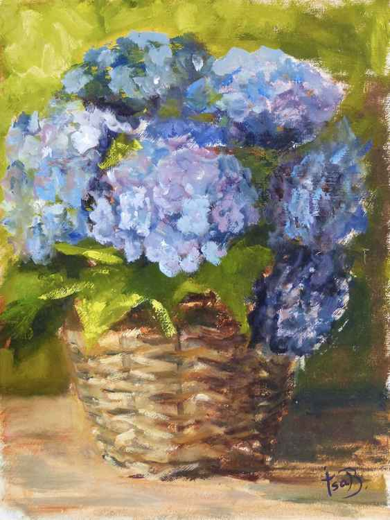 Hydrangea bouquet -