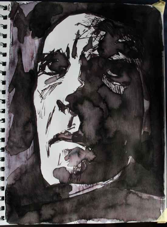 Sketchbook Study 16 March 2015 -
