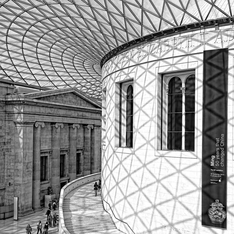 British Museum II, London