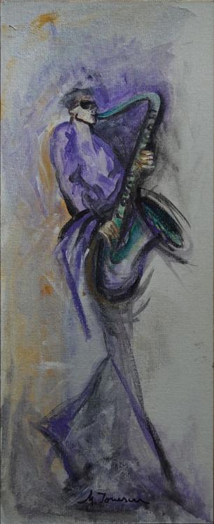 """""""Purple Jazz"""" - Image 0"""