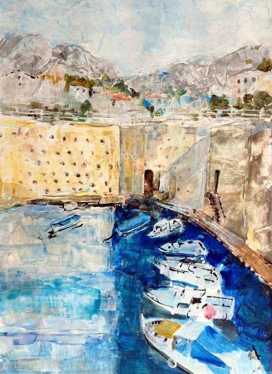 Study Port de l'Escalette -