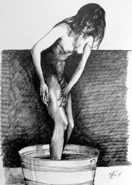The Bather -