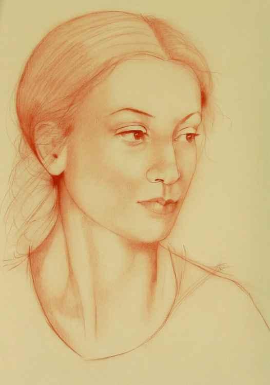 Portrait #A703