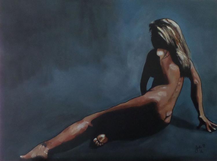 Nude in Recline - Image 0