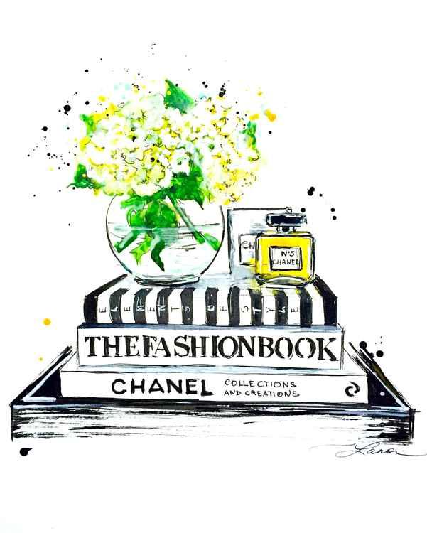 Chanel Fashion Still Life