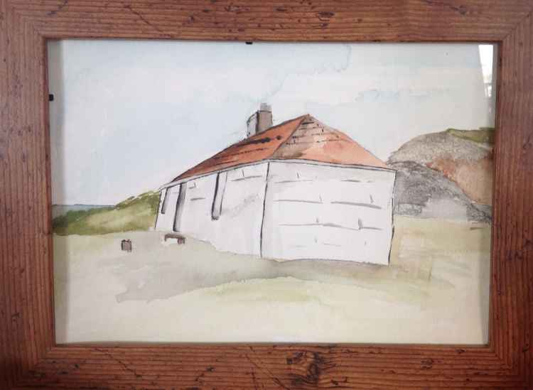 Grulin bothy, Isle of Eigg