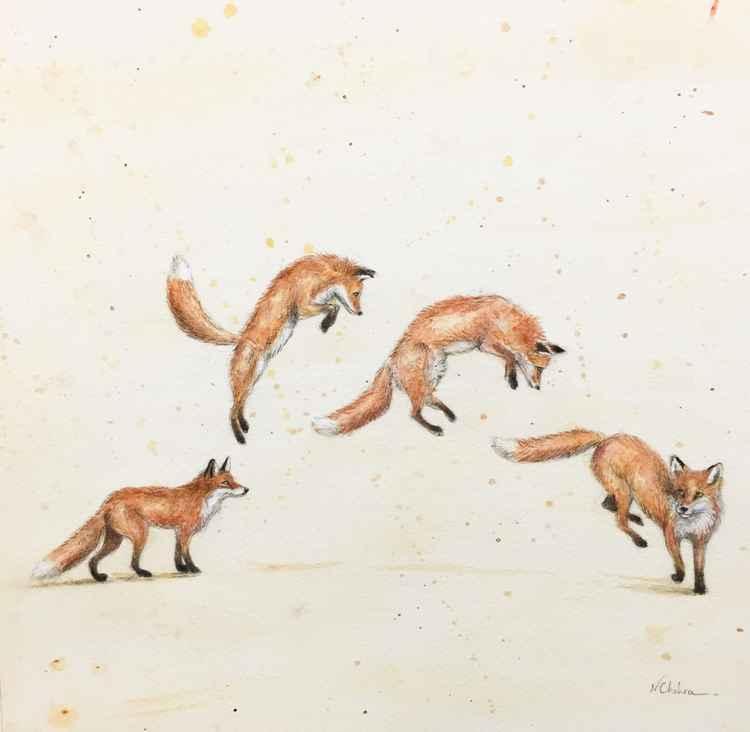 'Fox Jump' -