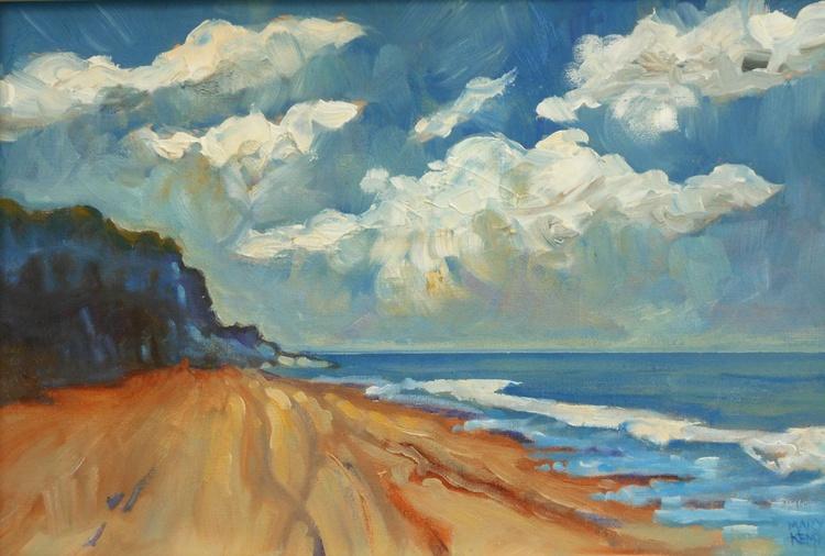 Beach Walk, East Coast. - Image 0