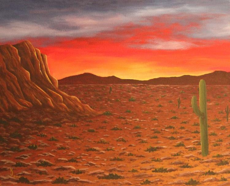 Arizona Sunset - Image 0