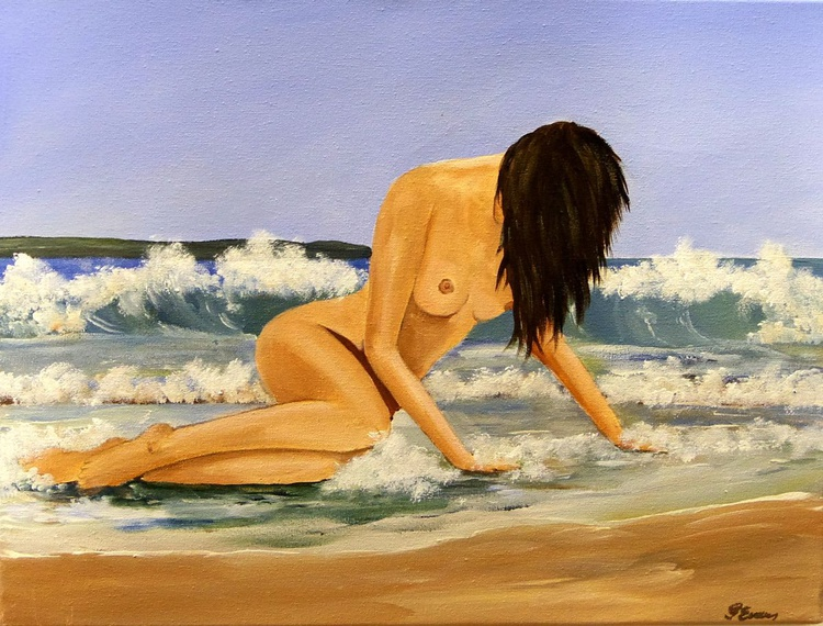 Nude study9 - Image 0