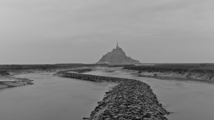 Morning at Mont St. Michel - Image 0