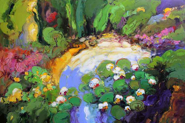 pond -
