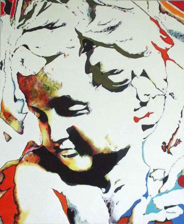 """Inspiré de """"l'Enfant"""" de Michel Ange -"""