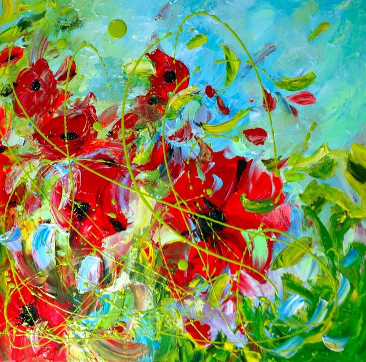 Poppies Galore - Image 0