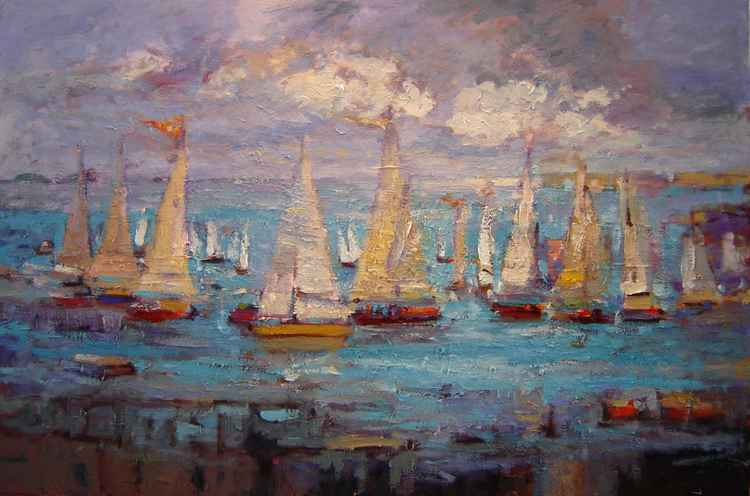 Cali regatta -