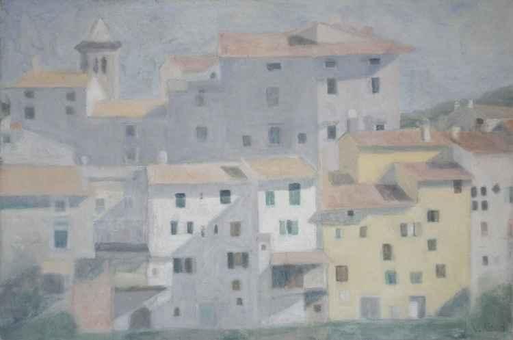 Sassetta: Italy -