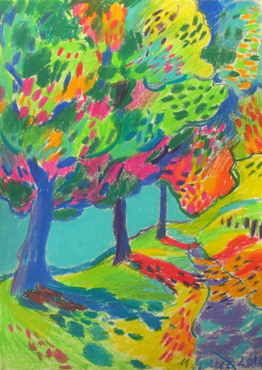 Colourful canopy - Image 0
