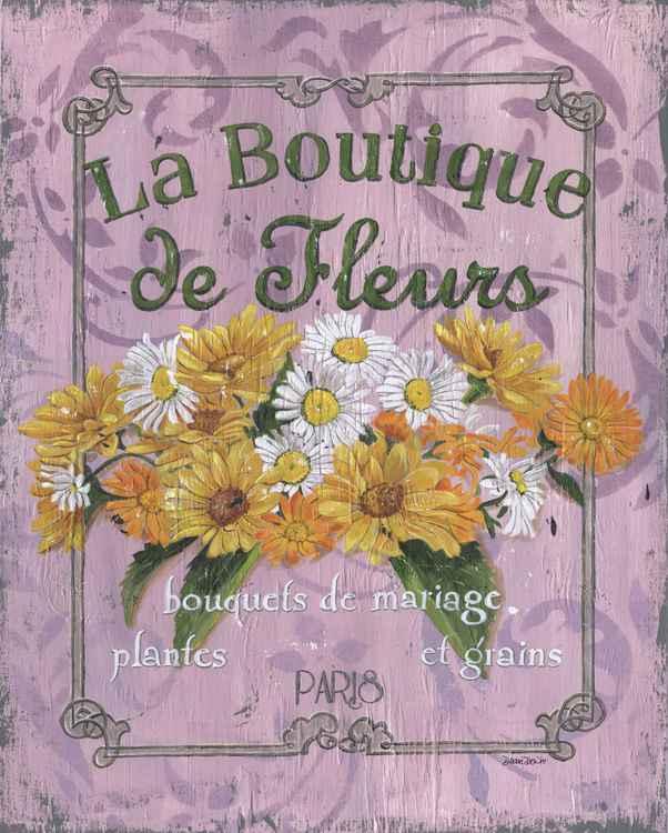 La Boutique de Fleurs -