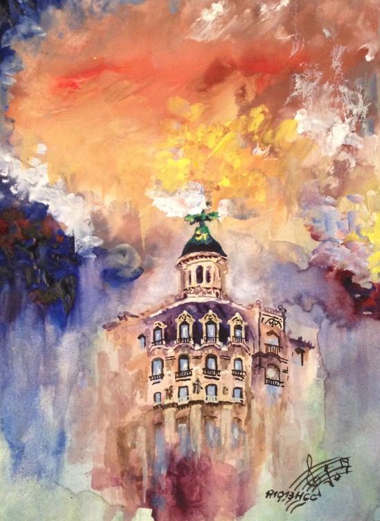 El cielo de Barcelona - Otoño - Image 0
