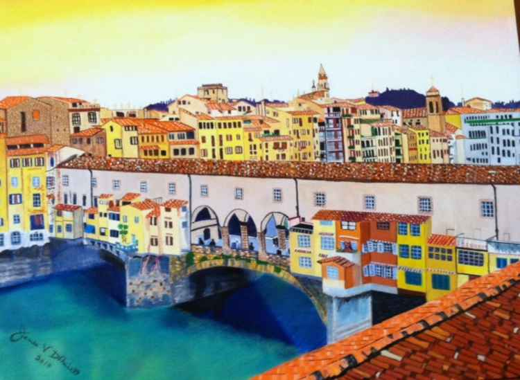 Beautiful Ponte Vecchio -