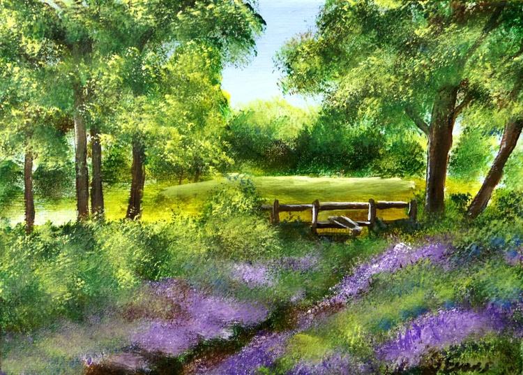 Woodland path - Image 0