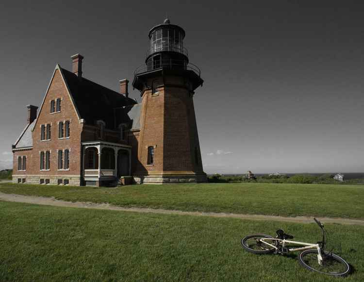 Block Island, South East Lighthouse © 2011
