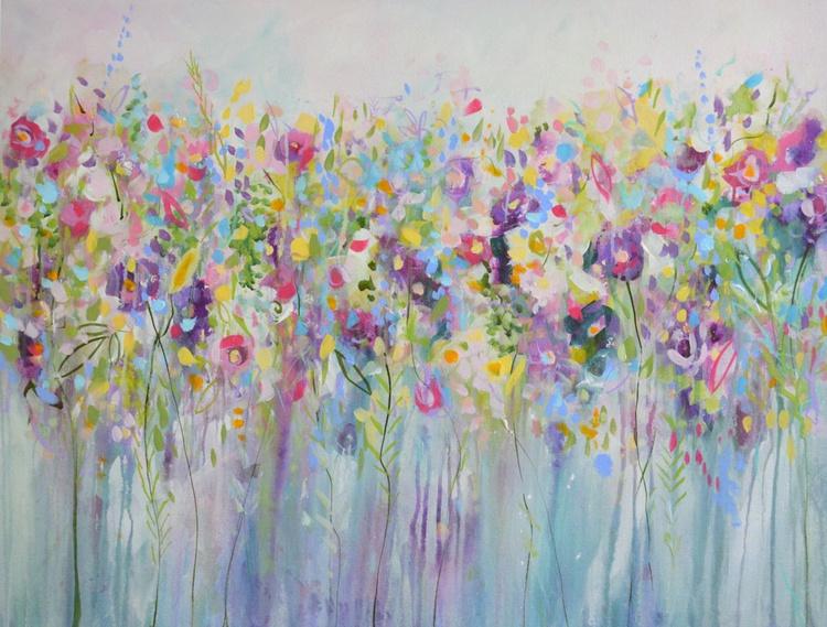 Floral Meadow II - Image 0